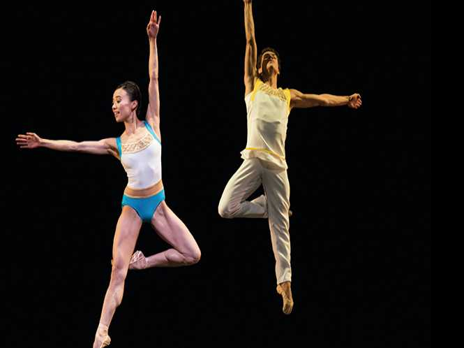 Vanishing acts from SF Ballet