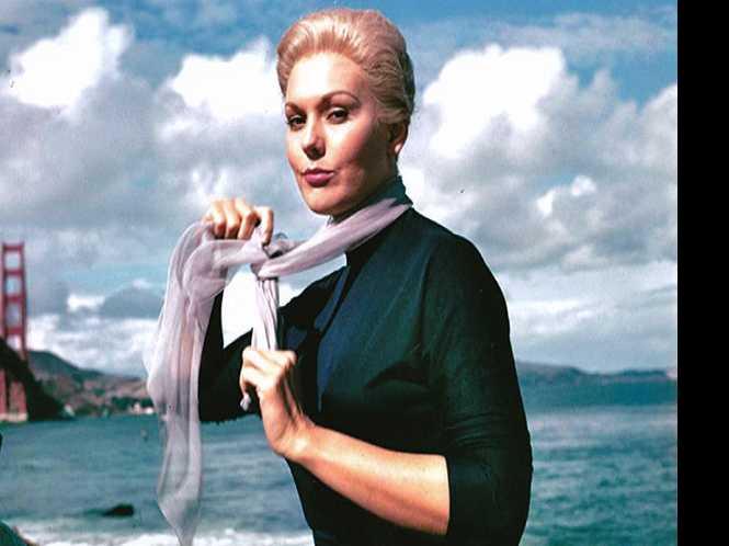 Hitchcock Blonde: Kim Novak comes to the Castro