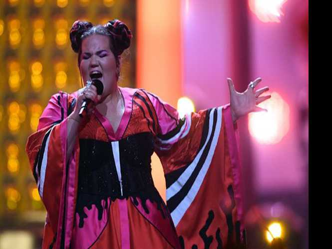 Israeli singer wins Eurovision Song Contest