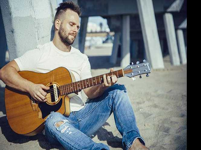 Tom Goss: The singer-songwriter's musical mission