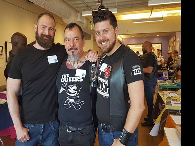 Leather Events, June 1-17, 2018