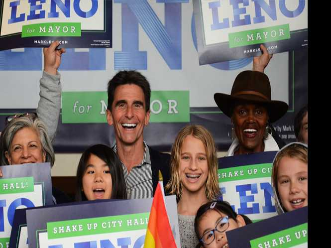 Editorial: Seize Election Day for Leno for mayor