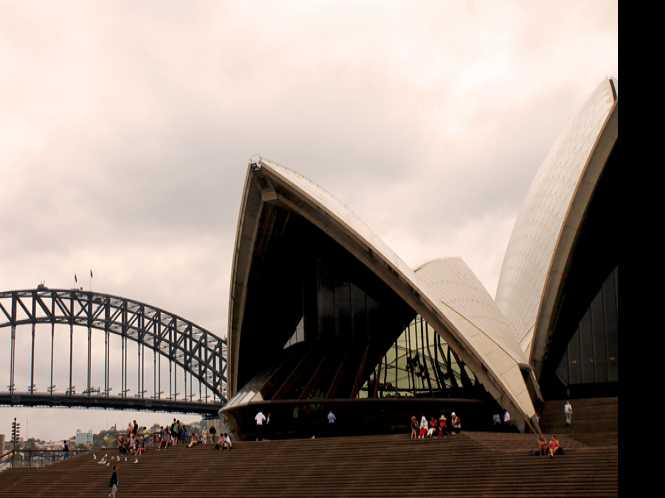 Sydney offers more than Mardi Gras