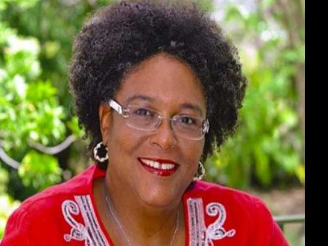 Barbados elects pro-LGBT female prime minister