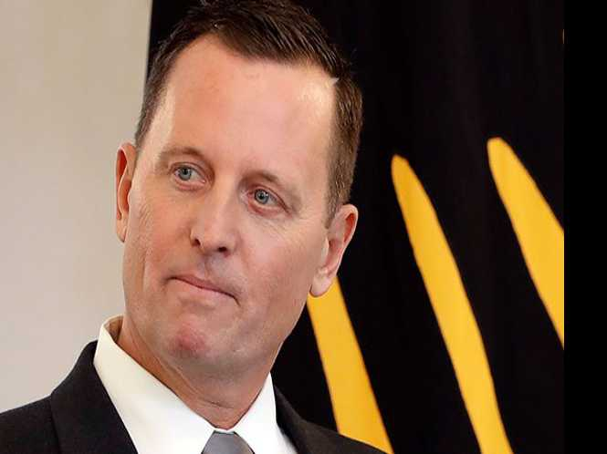 Grenell wants to 'empower' European conservatives