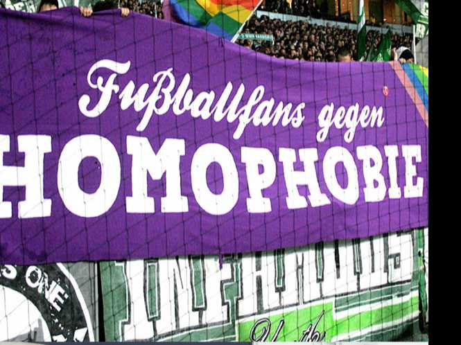 Jock Talk: FIFA to LGBT fans: Be yourself, but be careful