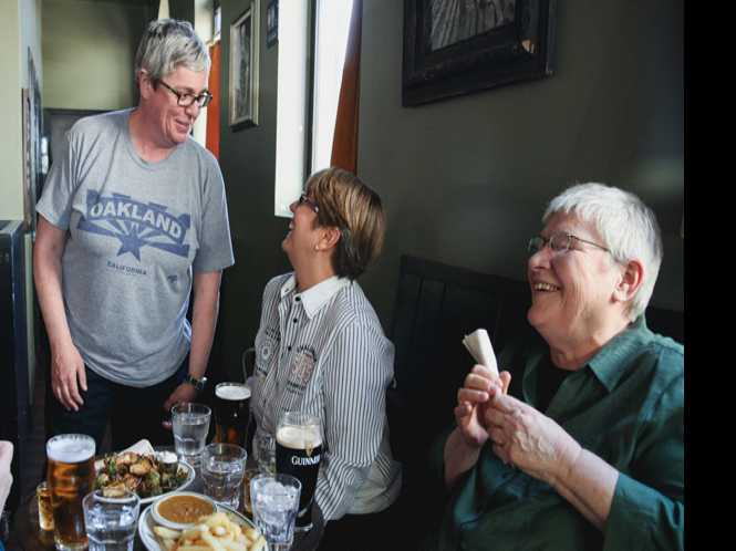 Pride 2018: Pub owner brings her Irish roots to Oakland