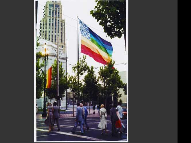 Estate insists Baker sole flag creator