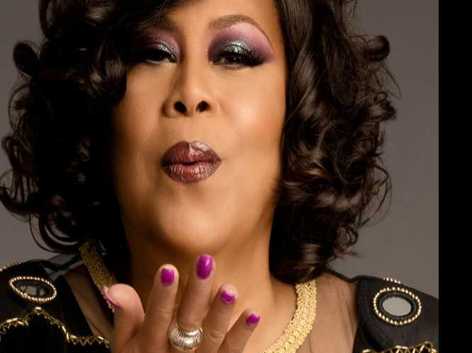 Martha Wash: the legendary singer's at Feinstein's