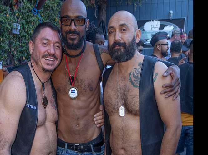 Leather Events, June 29 - July 13, 2018