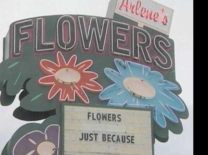 High court punts in florist case