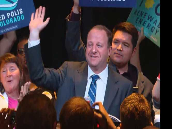 Polis wins Colorado Dem primary