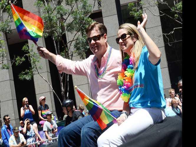 In short span, Farrell made LGBT mark as mayor