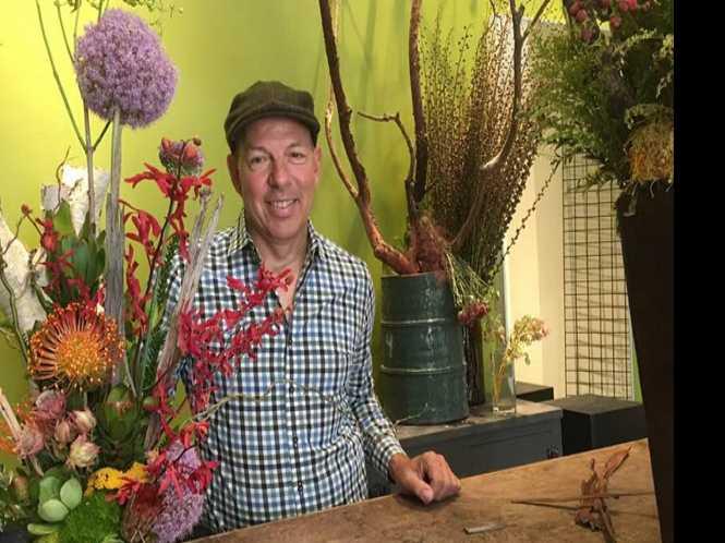New Castro florist has a twist