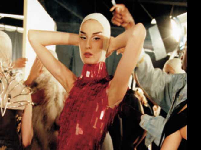 Alexander McQueen's shock & awe
