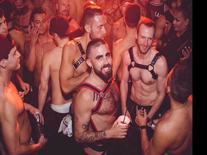 Leather Events, July 26 - August 11, 2018