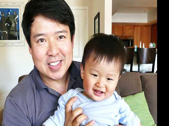 Gay man's road to fatherhood