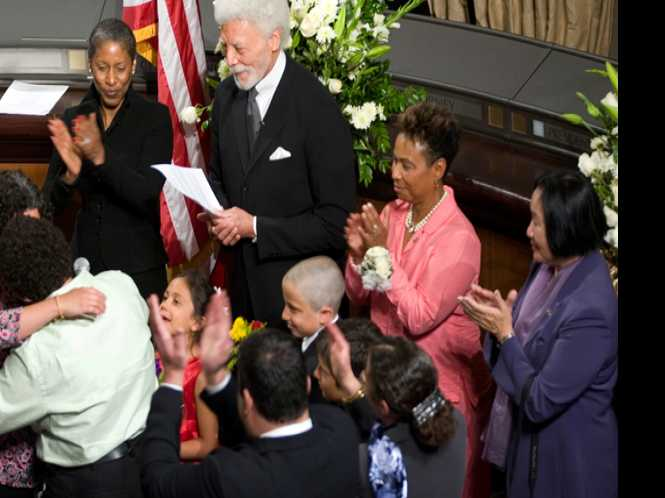 Editorial: Dellums led on progressive ideals