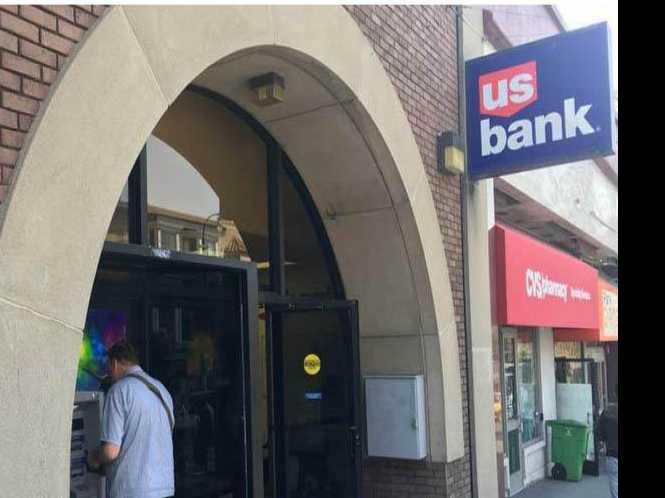 Castro Street bank robbed