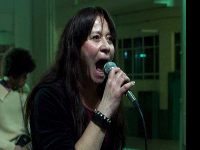 Junkie chanteuse