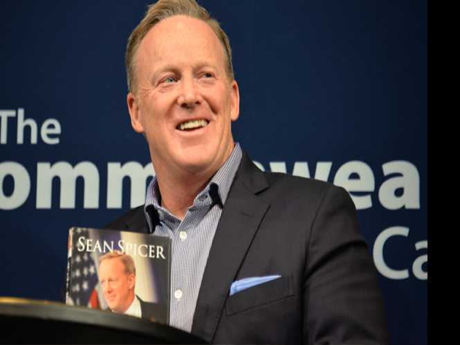 Spicer reveals how LGBTs made it into Trump speech