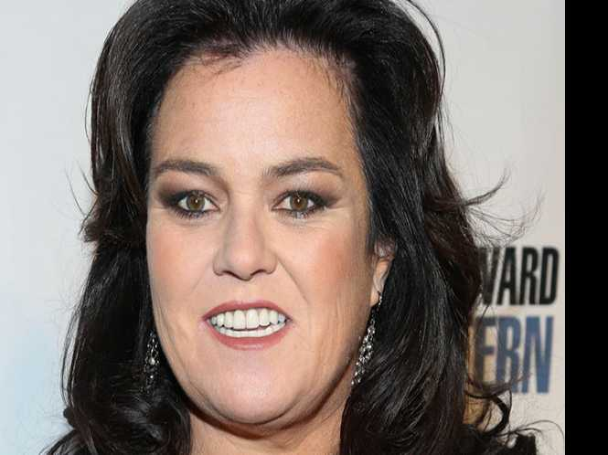 Ring around Rosie O'Donnell