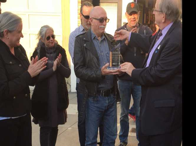News Briefs: B.A.R. leather columnist receives award