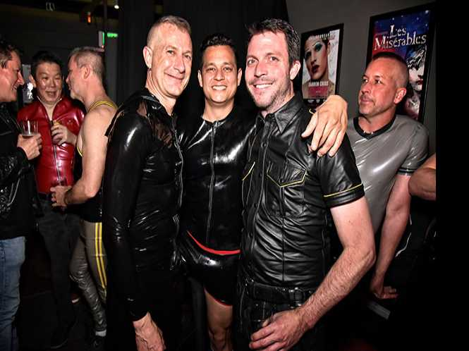 Leather Events, August 24 - September 9, 2018