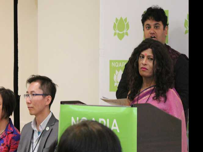 Asian LGBT activists speak about their movements in SF