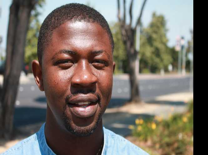 Nigerian gay activist works for change from US