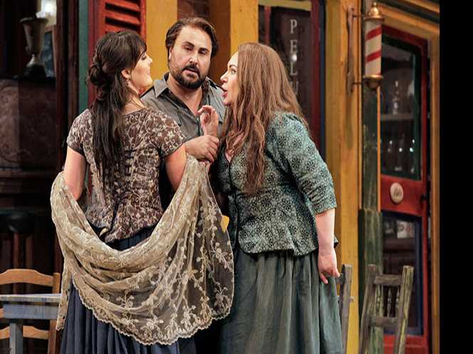 San Francisco Opera's double-header