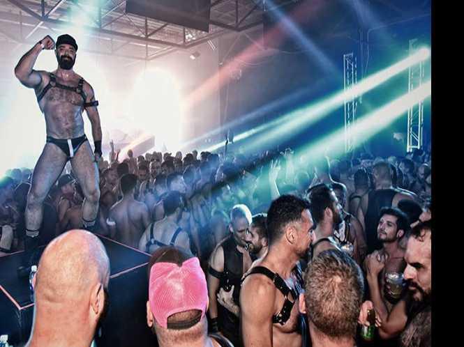 Leather Events, September 20 - October 7, 2018