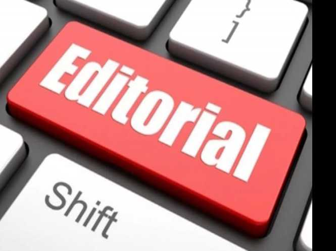 Editorial: Shouting doesn't work