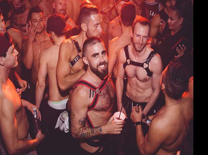 Leather Events, September 27 — October 13, 2018