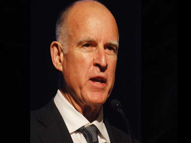 Political Notebook: Gov Brown signs a dozen LGBT bills into law