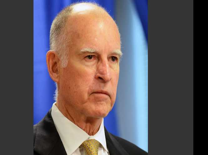 In rare move, Brown vetoes LGBT bills