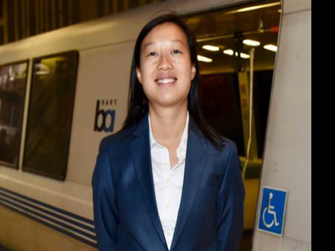 Editorial: Li stands out in BART board race