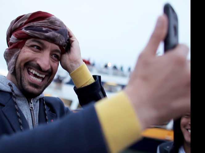 Gay Iraqi's story hits Bay Area film festivals