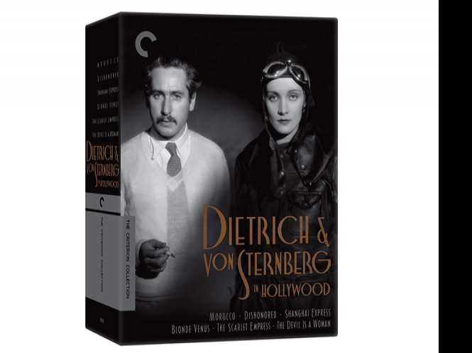 Partnership supreme: Dietrich & von Sternberg