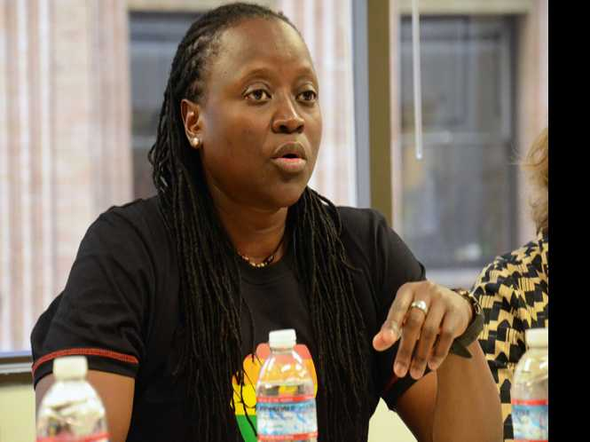 Ugandan lesbian activist speaks about troubled times and her faith