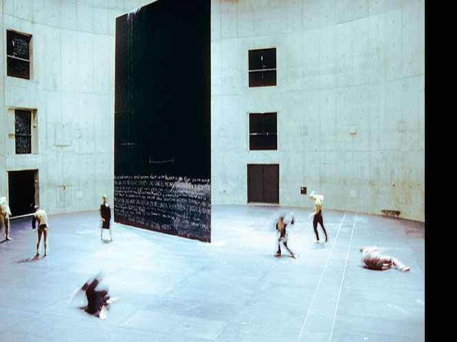 Remember me: Sasha Waltz's 'Körper'