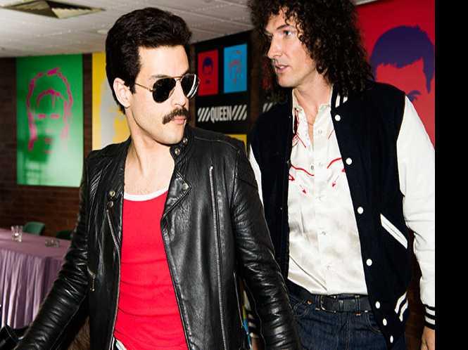 Orbiting the planet Freddie Mercury