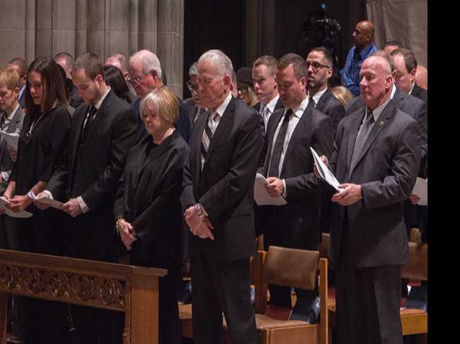 Online Extra: LGBTQ Update: Matthew Shepard's remains interred at Washington National Cathedral