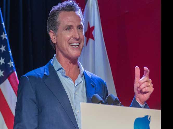 Newsom wins gov race; Lara clings to lead for insurance czar