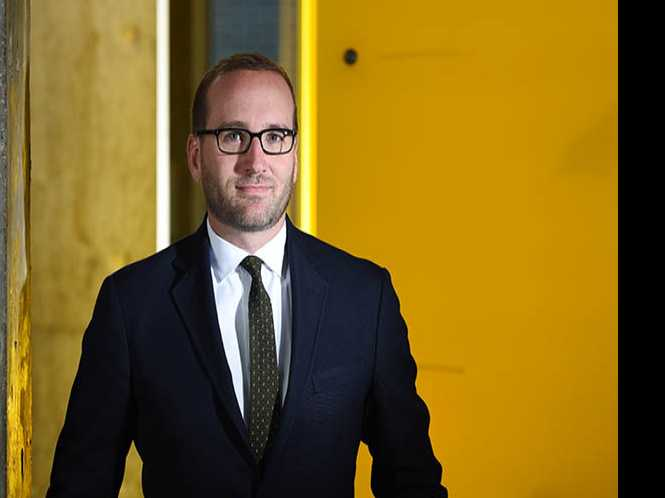HRC president Chad Griffin announces departure