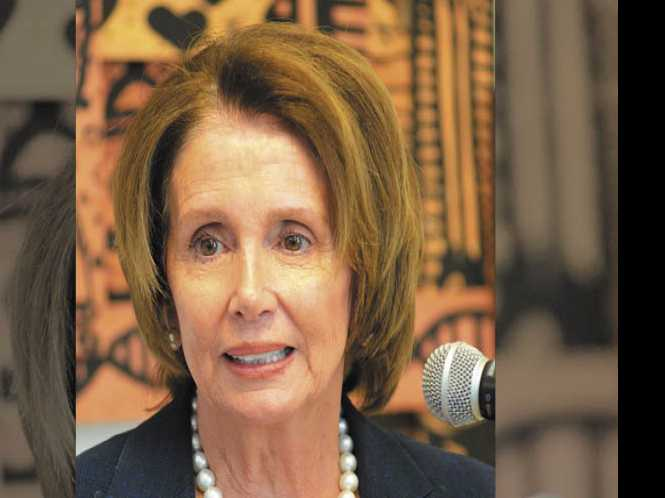 EQCA backs Pelosi for House speaker