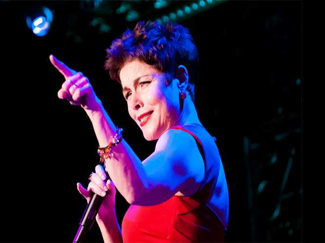 Christine Andreas - From Broadway to Paris at the Venetian Room