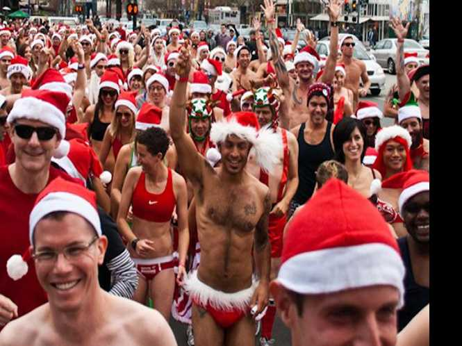 Jock Talk: Santa Skivvies Run this weekend