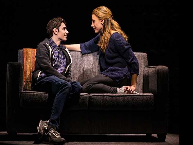 'Evan Hansen' & musical therapy