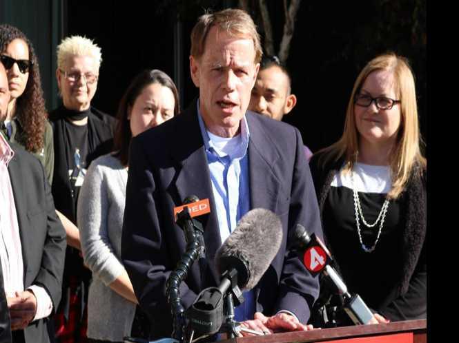Gay trailblazer leaves office: Yeager eyes Senate run